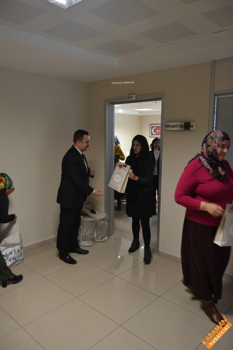 SGK'da 8 Mart Dünya Kadınlar Günü Kutladı galerisi resim 1