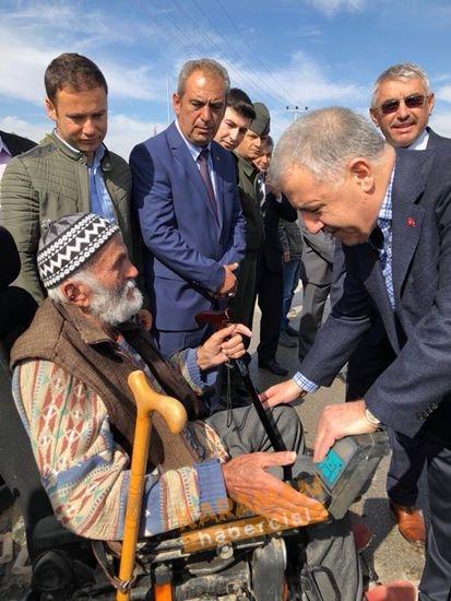 Bakan Ahmet Arslan'ın Karaman Günlüğü 1