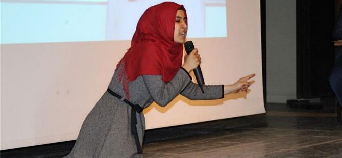 Karaman'da Vatan ve Bayrak Şiirleri Yankılandı 1