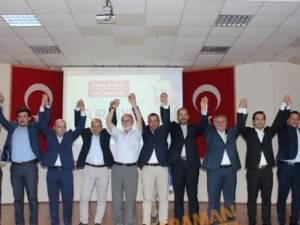 AK Parti Karaman Milletvekili Adayları Tanıtıldı