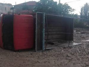 Karaman'da Sel Sonrası Görüntüler