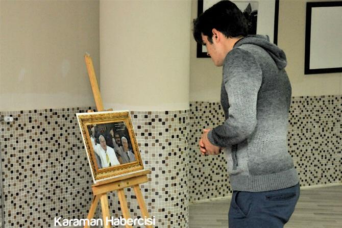 Necmettin Erbakan Fotoğraf Sergisi Düzenlendi 1