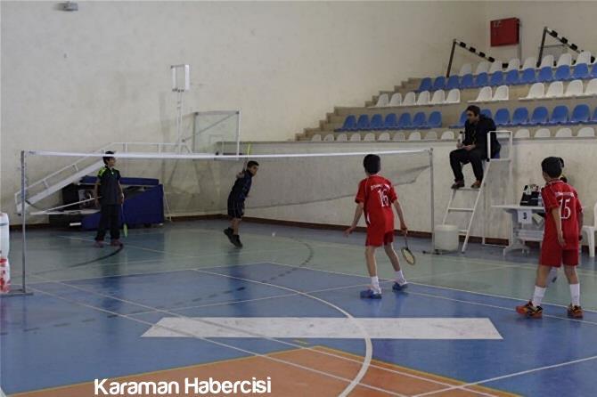 Badminton İl Birinciliği Müsabakaları Sona Erdi 1