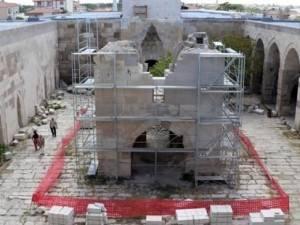 Asırlık Miras Sultanhanı Kervansarayı Restore Ediliyor