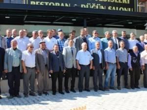 Karaman'da Muhtarlar Kırsalın Sorunlarını Paylaştılar