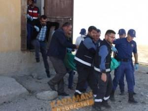 Karaman'da Elektrik Trafosunda Ölüm