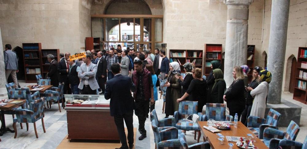 Karaman'da Tarihi Hatuniye Medresesi Millet Kıraathanesi Oldu 1