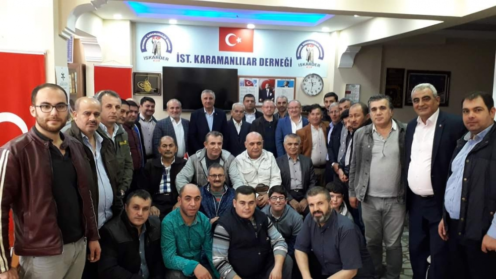 İstanbul'da İstişare Toplantısı 1
