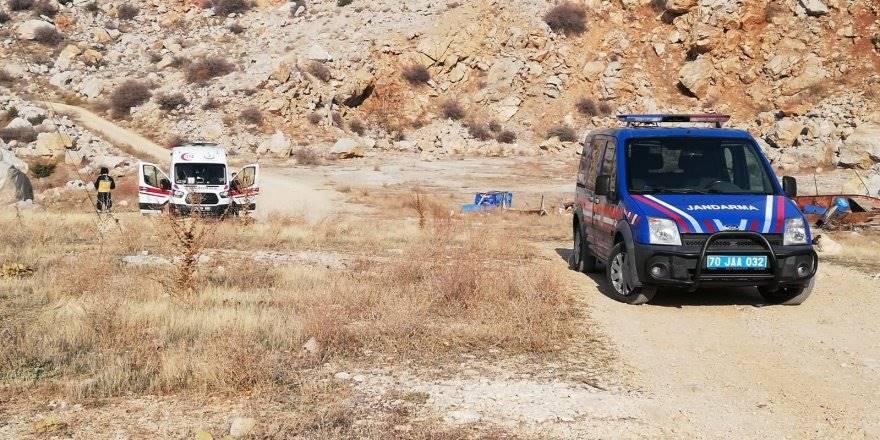 Karaman'da Kayıp Postacı İçin Yeni Çalışmalar