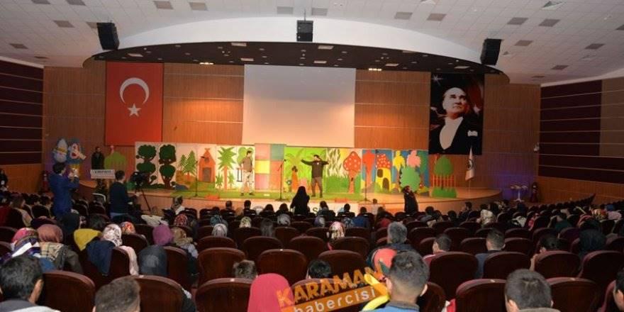 KMÜ'de Dünya Engelliler Günü İçin Tiyatro Gösterisi Yapıldı