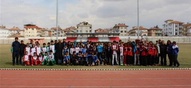 Karaman'da Puanlı Atletizm Yarışları Sona Erdi 1