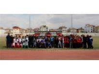 Karaman'da Puanlı Atletizm Yarışları Sona Erdi
