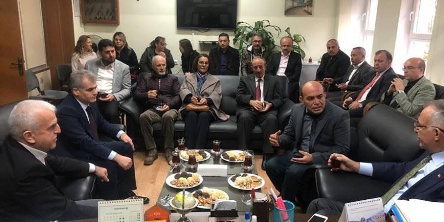 Karaman'da Uygulama Evi'nin Açılışı Gerçekleştirildi