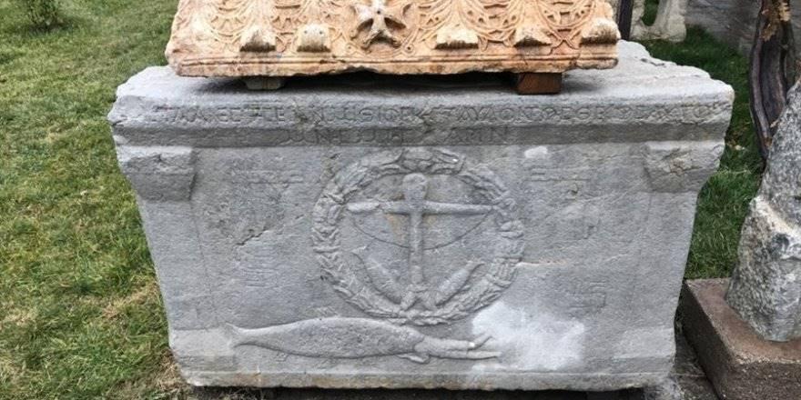 """Konya'da İnşaat Kazısında """"Danyal Peygamber Kabartması"""" B"""
