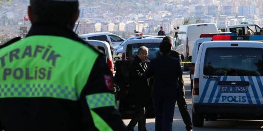 Antalya'da Emniyet Müdür Yardımcısı'nın İntiharı
