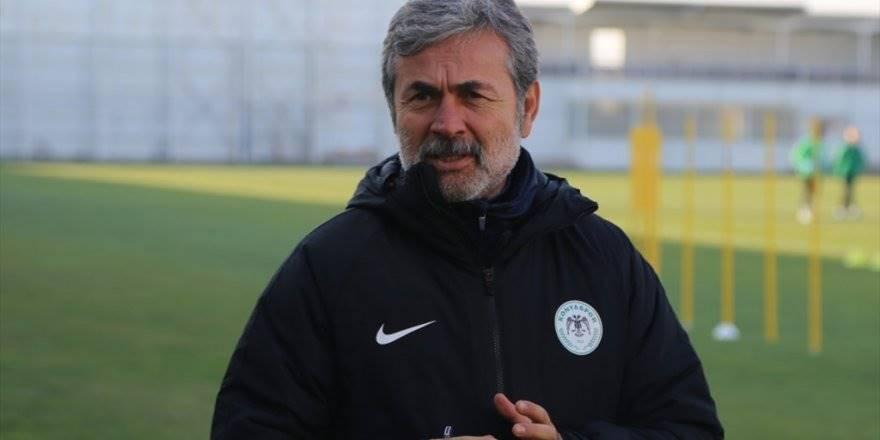 Konyaspor Teknik Direktörü Aykut Kocaman Takımına Güveniyor