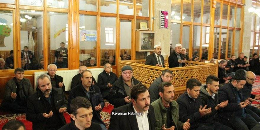 Saray Ailesinden Karaman'da Mevlid Programı