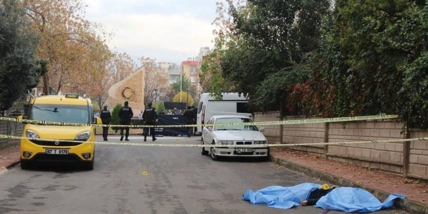 Antalya'da Pompalı Tüfekle Nişanlısını Öldüren Genç İntihar Etti