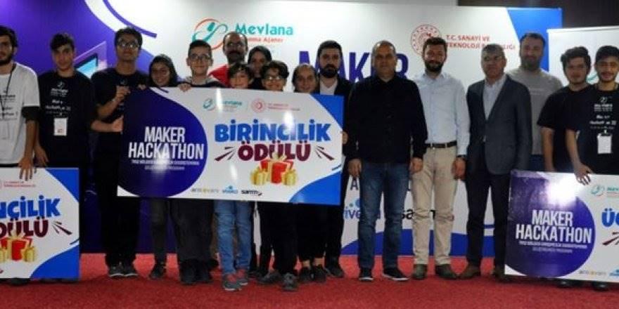 Karaman-Konya Bölgesinde Maker Hackathon Etkinliği