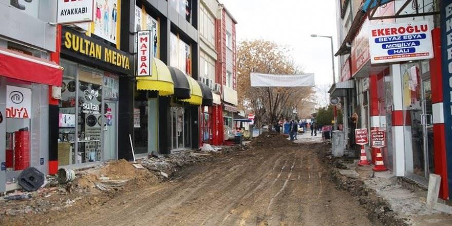 Karaman Gazipaşa Caddesi Daha Modern Hale Geliyor