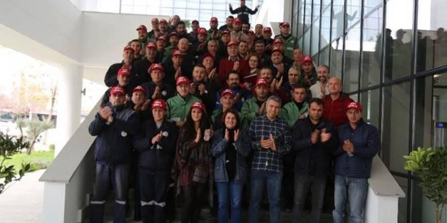 Mersin Mezitli Belediyesi'nde En Düşük Maaş 2 Bin 200 Tl Olacak