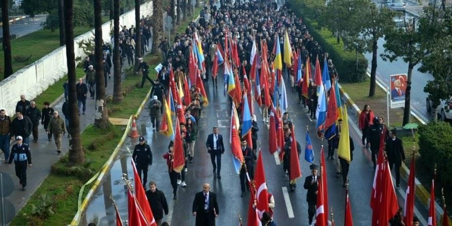 Mersin'in Kurtuluşunun 97. Yıl Dönümü