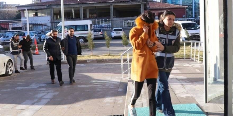 Niğde'deki Hırsızlık Operasyonunda 4 kişi tutuklandı