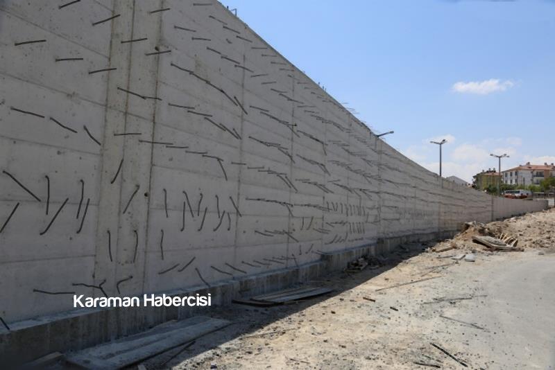 Alparslan Türkeş Bulvarı'nda Çalışmalar Devam Ediyor 4