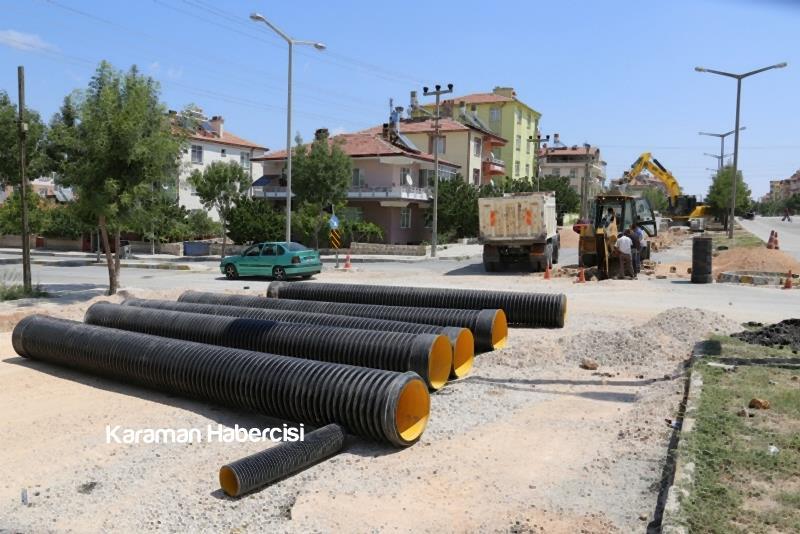 Alparslan Türkeş Bulvarı'nda Çalışmalar Devam Ediyor 5