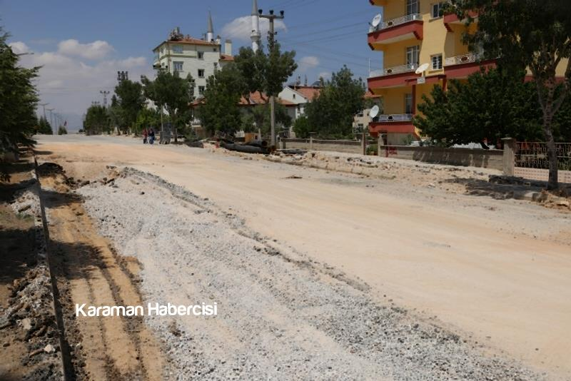 Alparslan Türkeş Bulvarı'nda Çalışmalar Devam Ediyor 6