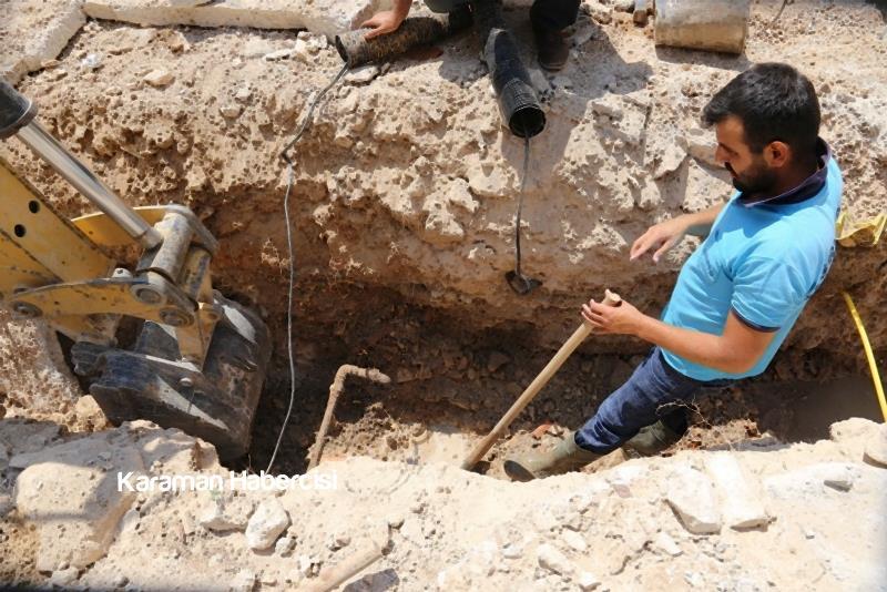 Alparslan Türkeş Bulvarı'nda Çalışmalar Devam Ediyor 7