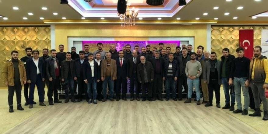 MHP Karaman Belediye Başkan Adayı Savaş Kalaycı Basınla Buluştu