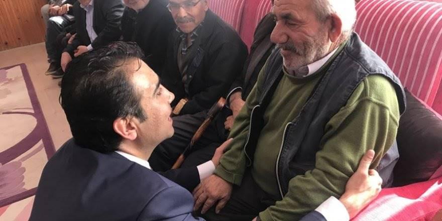 MHP Karaman Belediye Başkan Adayı Savaş Kalaycı Huzurevi Ziyaretinde Bul
