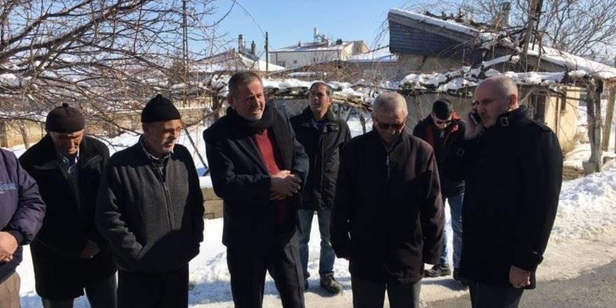 Karaman Valisi Fahri Meral Vatandaşların Sorunlarını Dinledi
