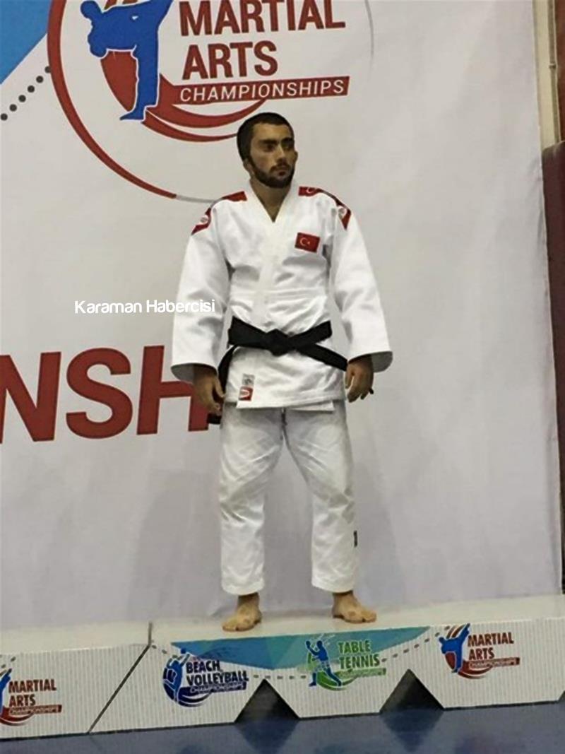 Judoculardan İki Dünya Üçüncülüğü, Bir Dünya İkinciliği 2