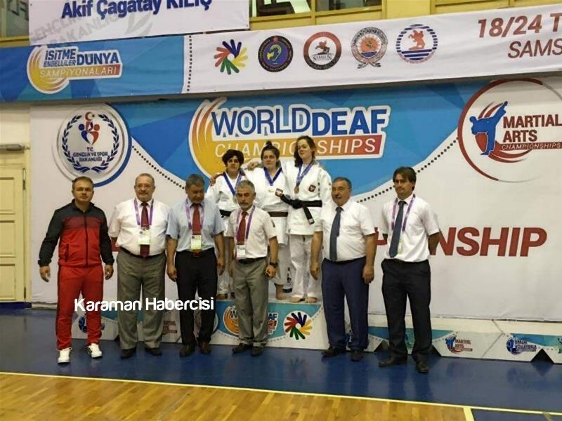 Judoculardan İki Dünya Üçüncülüğü, Bir Dünya İkinciliği 3
