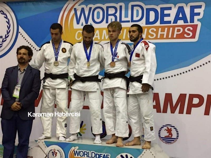 Judoculardan İki Dünya Üçüncülüğü, Bir Dünya İkinciliği 4