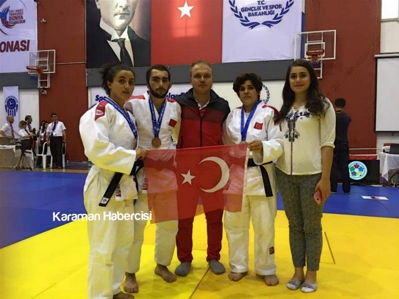 Judoculardan İki Dünya Üçüncülüğü, Bir Dünya İkinciliği 5