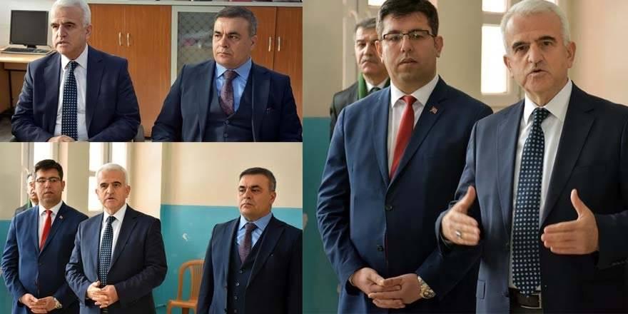 Karaman'da Okullarda Dönem Arası Bakımı
