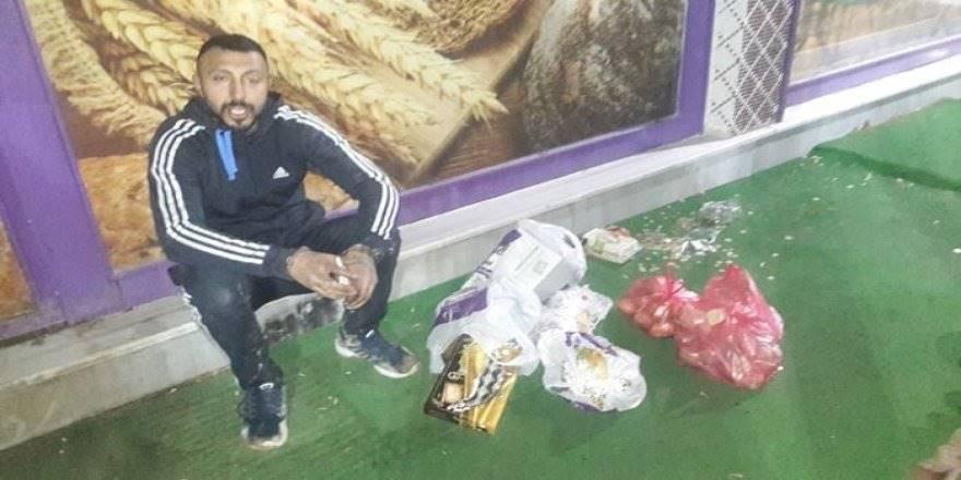 Konya'da Tatlı Ve Bozuk Para Çalan Hırsız  Yakalandı