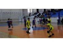 Karaman'da Voleybol Grup Müsabakaları Tamamlandı