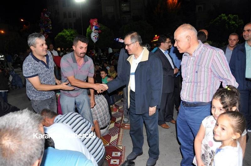 Karaman Halkının Demokrasi Nöbeti Sürüyor 6