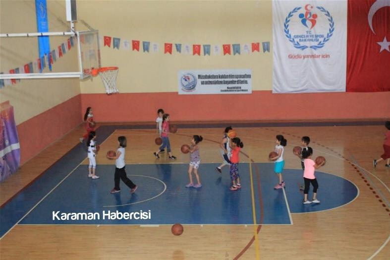 Pota'nın Yıldızları Yaz Spor Okullarında Yetişiyor 1