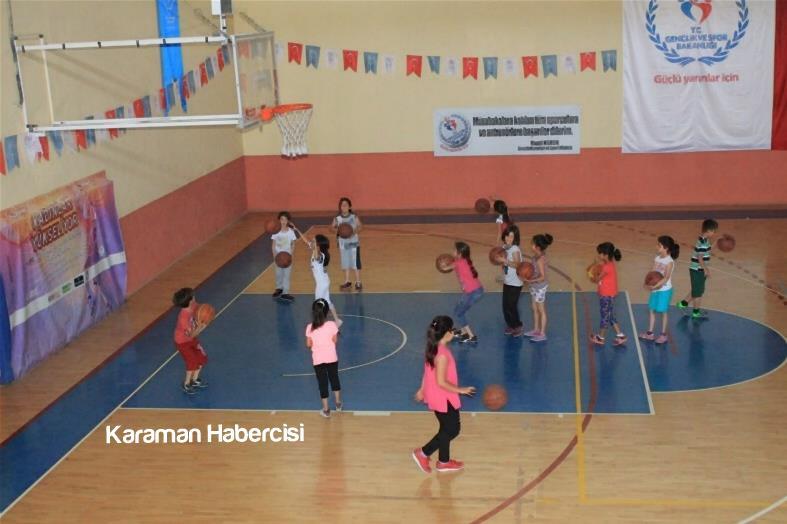 Pota'nın Yıldızları Yaz Spor Okullarında Yetişiyor 2