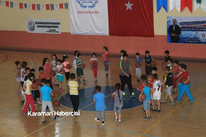 Pota'nın Yıldızları Yaz Spor Okullarında Yetişiyor 6