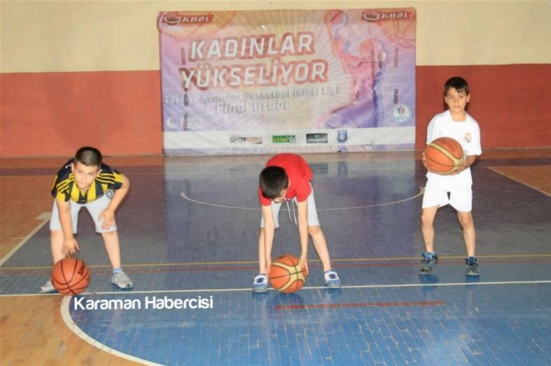 Pota'nın Yıldızları Yaz Spor Okullarında Yetişiyor 7