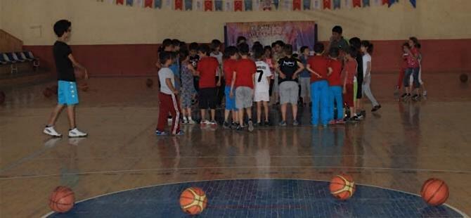 Pota'nın Yıldızları Yaz Spor Okullarında Yetişiyor 8