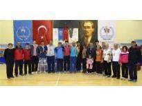 Kurumlar Arası Masa Tenisi Turnuvası Sona Erdi