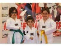 Karaman'da Tekvando Öğrencileri Ortak Antrenmanda Buluştu