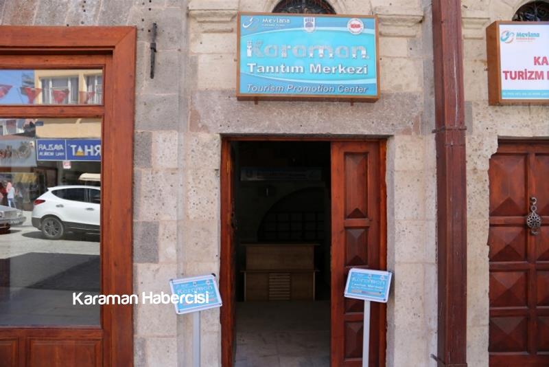 Turizm Tanıtım Ve Bilgi Merkezi Ziyaretçilerini Bekliyor 2
